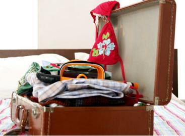 Como montar uma mala com peças de roupa coringas
