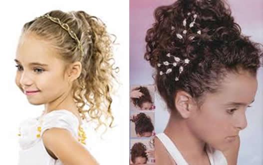 penteados festas para crianças bh mulher