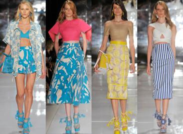As tendências da moda verão 2015