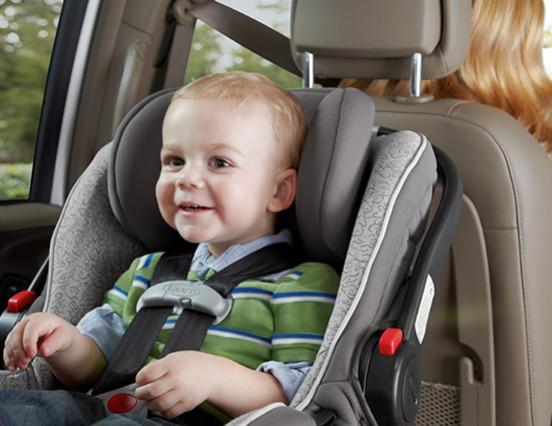 Como usar cadeirinhas de bebê