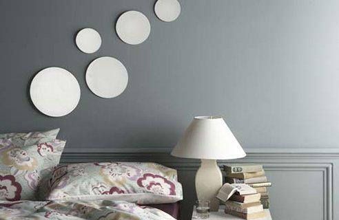 Decore as paredes com espelhos bh mulher - Specchio da camera da letto ...