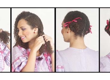Especialista ensina penteados para arrasar nas festas juninas