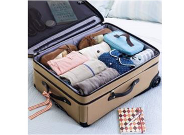 Dicas para organizar a mala para as férias de julho