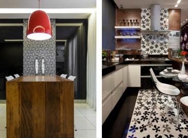 Faixa decorativa transforma ambientes