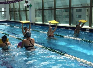 Acqua Challenge – Nova modalidade aquática