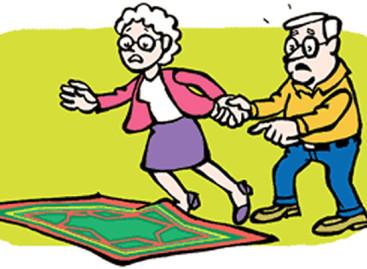 Frio e chuva podem contribuir com casos de queda entre idosos