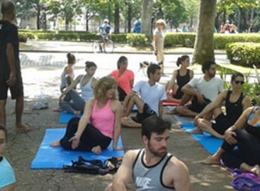 Yoga: muito mais que um relaxamento