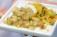 Frango Orgânico com Biomassa de Banana Verde e Especiarias acompanhado de Couscous de Quinoa e Goji Berry