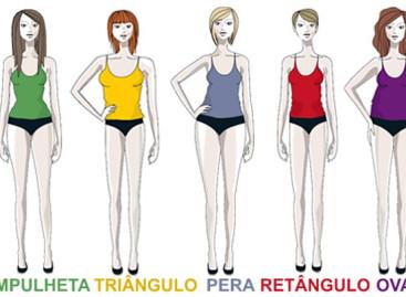 Saiba qual a lingerie certa para seu corpo