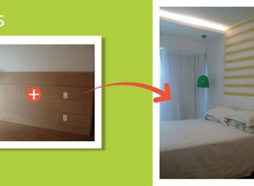 Dicas de como mudar sua decoração reaproveitando seus móveis