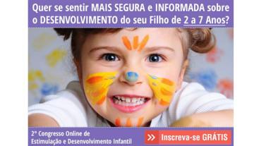2° Congresso Online de Estimulação e Desenvolvimento Infantil