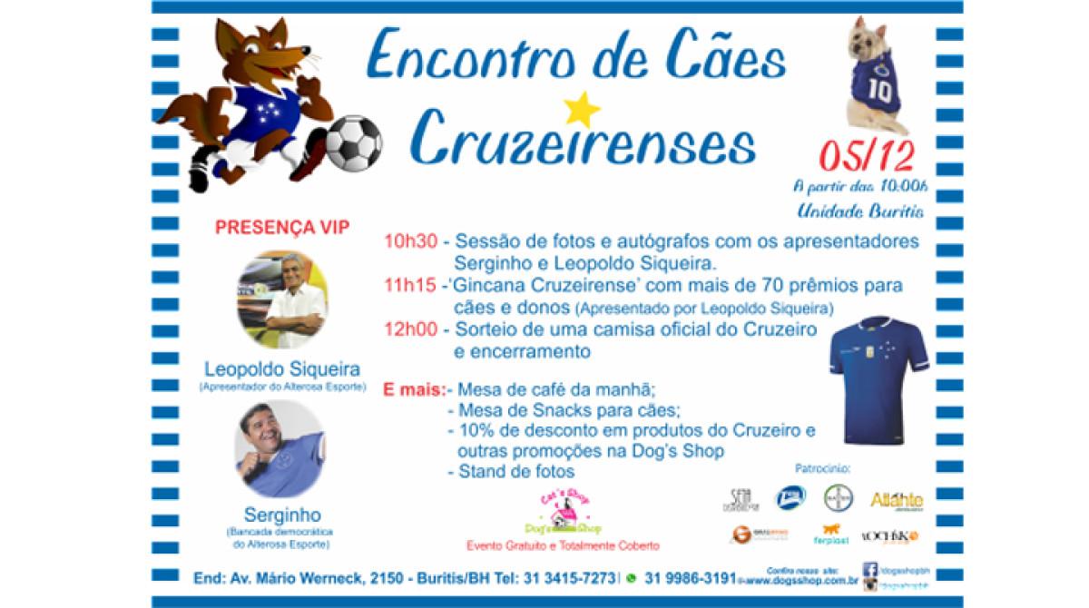 II Encontro de Cães Cruzeirenses