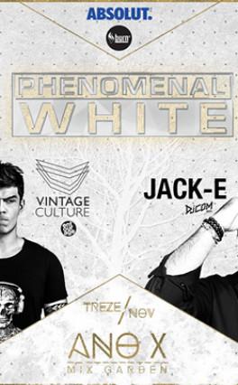 Phenomenal White prepara edição especial de dez anos