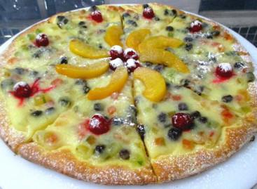 Pizza de Panetone é sugestão para o Natal