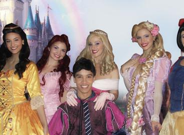 Peça: Encontro com as Princesas