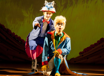 Teatro: O Pequeno Príncipe