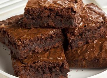 Receita de brownie funcional de chocolate e biomassa de banana verde