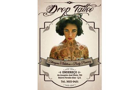Tatuagem Artística e Body Piercing – Drop Tattoo
