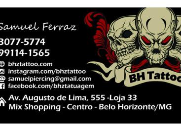 Tatuagem e Piercing – BHZ Tattoo