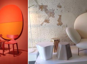 Tendências do design na Feira Internacional de Móveis de Milão