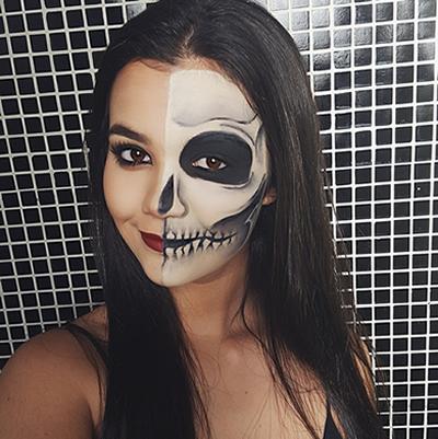 makeup artist em domicílio BH Mulher
