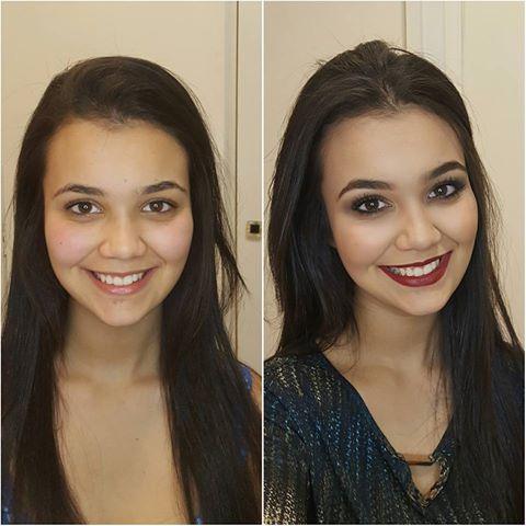maquiagem em casa Rafaela Makeup BH Mulher