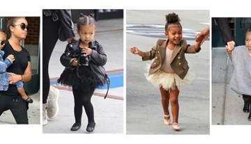 Moda Infantil: O Estilo de North West