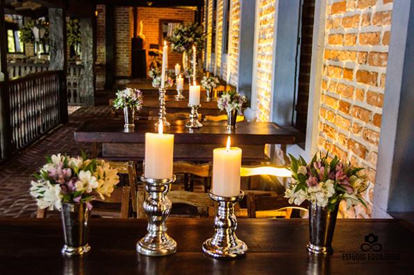 decoração de mesas para festa de casamentos arqflor BH Mulher