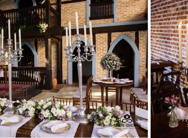 Dicas de decoração para festa de casamento