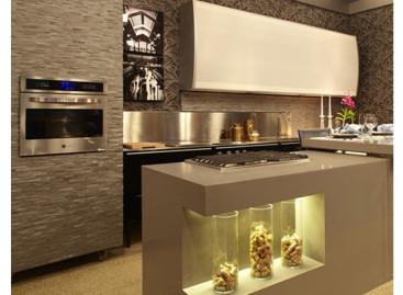 Como escolher revestimentos para as paredes da cozinha