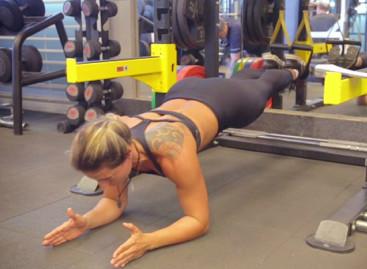 Core Training: uma nova forma de malhar o abdômen