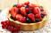 Receita: Torta de Frutas Vermelhas Sem Glúten