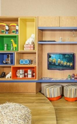 Por quartos infantis mais lúdicos
