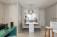Decoração clean para salas