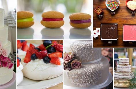 Casamento: 6 tendências de confeitaria