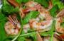 Receita: Salada de Camarão do Badejo