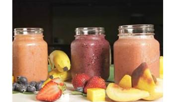 Receita smoothie funcional com omega 3 e fibras