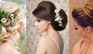 3 tendências de penteado e barba para noivas e noivos