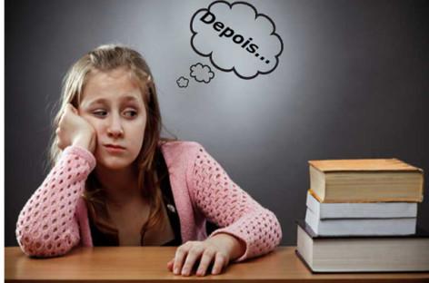 Procrastinação: descubra se você a pratica