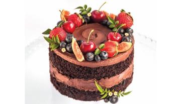 Receita Saudável de Naked de Chocolate sem Lactose
