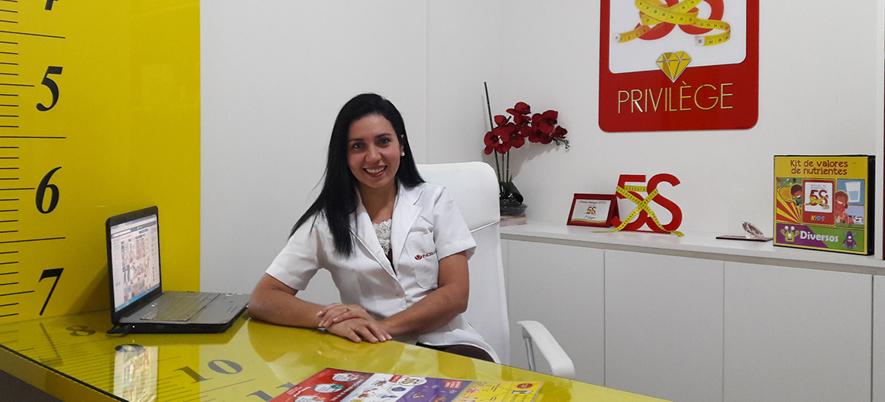 Método 5S ajuda a eliminar peso de forma rápida nutricionista Viviane Soares BH Mulher
