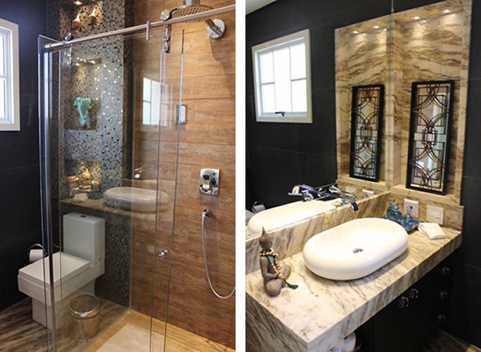 banheiro que é sinônimo de modernidade BH Mulher