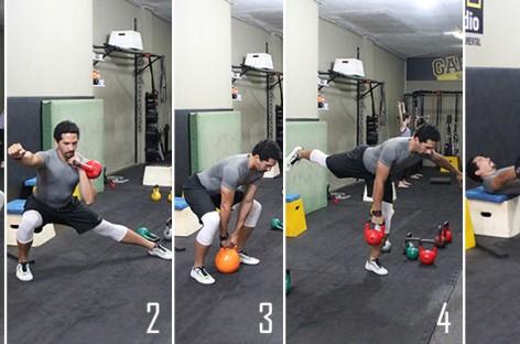 Aposte neste treino para definir pernas e bumbum