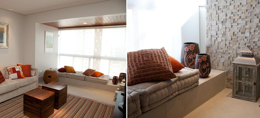 ideias decoração varandas em apartamentos BH Mulher