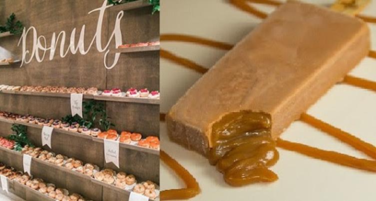 parede de donuts bem casado picolé BH Mulher