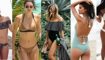 Modelos de biquíni para o próximo verão