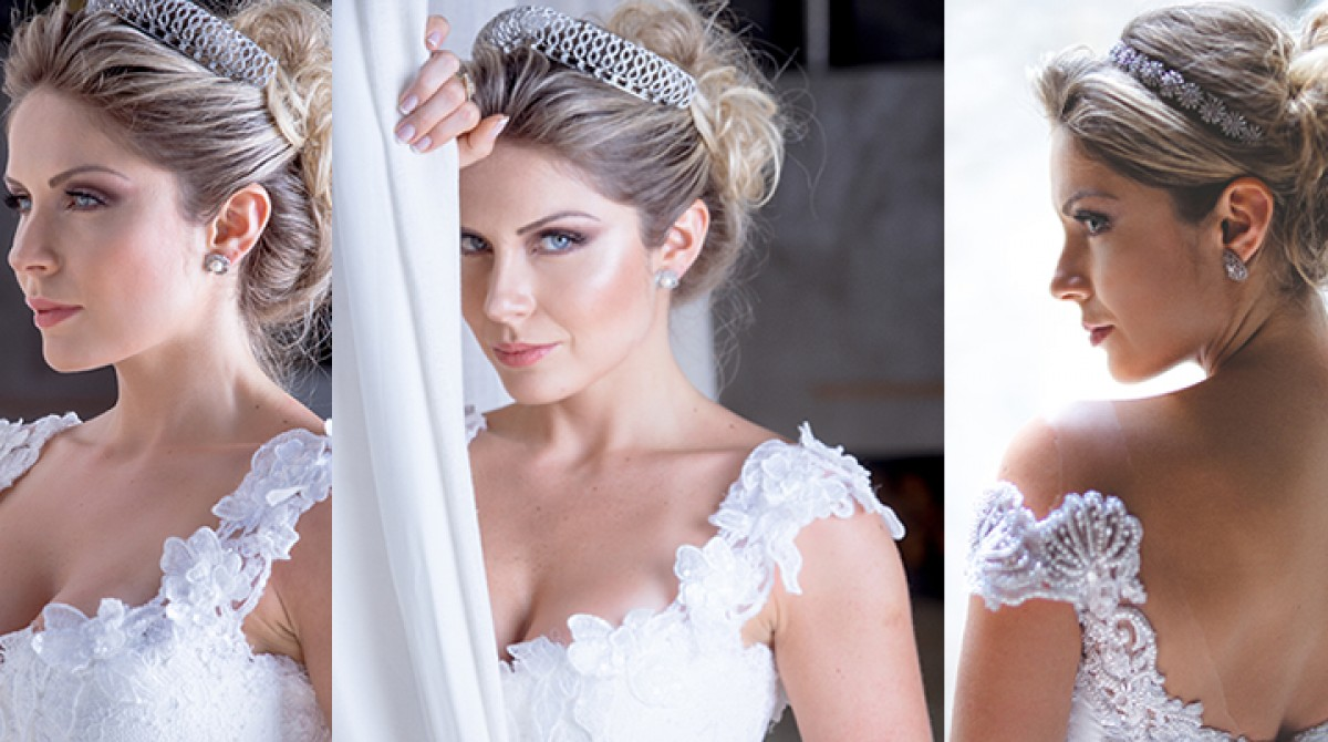 Cabelo e Maquiagem: Naturalidade para Noivas
