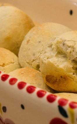 Receita: Pão de Queijo de Batata Doce