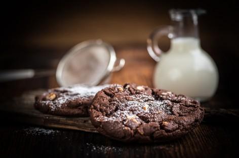 Receita Fácil e Rápida de Cookie De Cacau