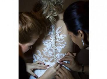 Tendências para vestidos de noiva em 2018